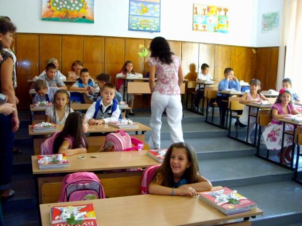 първи учебен ден в ивайловград 2011